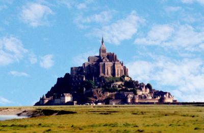 Mont St. Michel - France