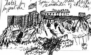 Parthenon DM Draw