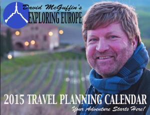 2015 Travel Planning Calendar