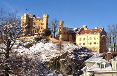 Hohenschwangau Castle Christmas Markets