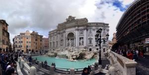 14-100 Trevi Fountain
