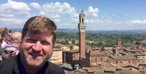 David in Siena