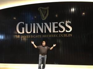 29-1 Guinness entrance