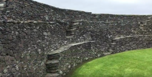 31 Stone ring forts