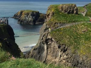 Carrick-a-reade Rope Bridge