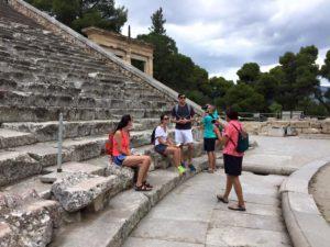 43 Epidavrous