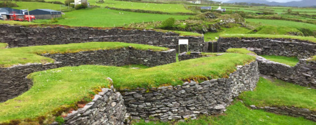 Ring Fort on the Ring of Kerry