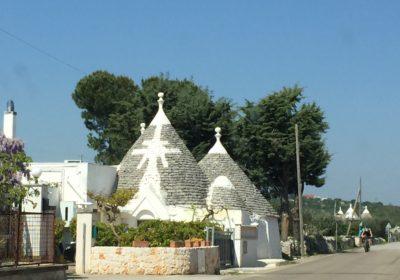 trulli houses Italy