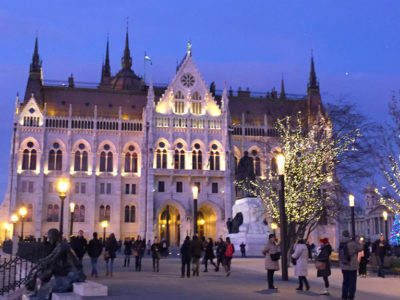 Budapest Parliment