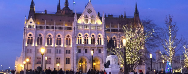Budapest Parliment