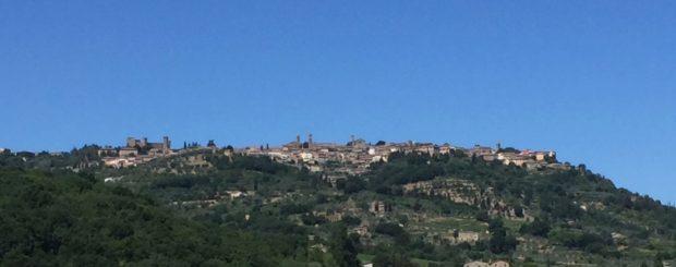 Town of Montalcino